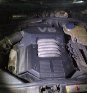 Двигатель 2.8 aah 174л.с.