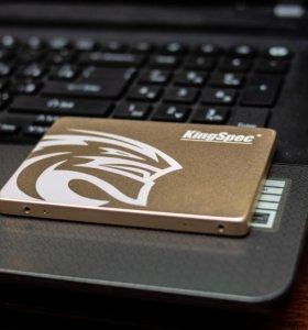 SSD 512 GB KingSpec Новый