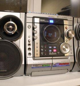 Samsung MAX-KJ 630 DVD Музыкальный центр САМСУНГ