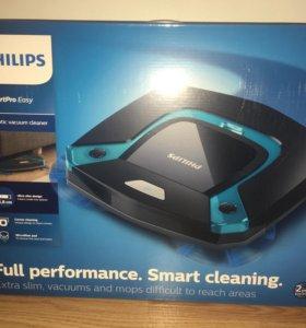 Робот-Пылесос PHILIPS FC8794/01 SmartPro Easy