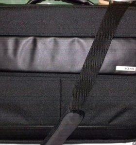 Портфель  для ноутбука, документов с карманами