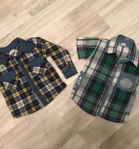 Детские рубашки