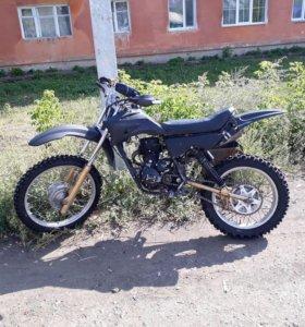Кросс CZ125/516