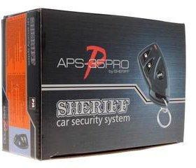 Описание Автосигнализация SHERIFF APS-35 Pro