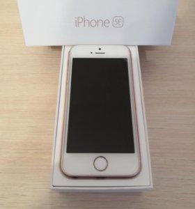 Apple iPhone SE 32GB (Розовое золото)