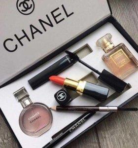 Подарочный набор 5 в 1 от Chanel