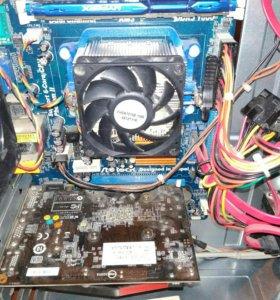 Компьютер+монитор acer v173