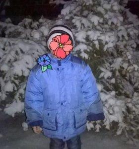 Продаю куртки на мальчика 10 _12 лет одевали 1 сез