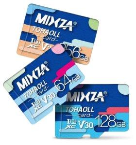 Карты памяти mixza
