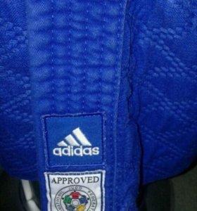 Кимоно Adidas лицензирование