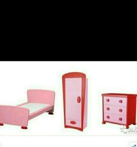 Детская мебель икея