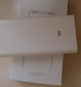 Power Bank XIAOMI 20000 V 2,литий-полимер
