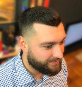 Парикмахер барбер стилист стрижка мастер барбершоп
