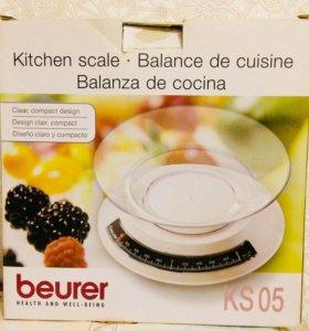 Кухонные механические весы