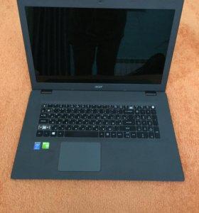 Ноутбук Acer Aspire E5-772G