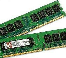 Оперативная память ddr2,ddr3