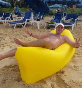 Софа пляжная
