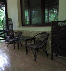 Кресла+диван+стол