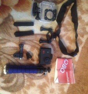 Экшн камера BQ C001