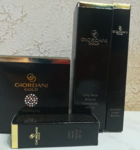 Набор Giordani Gold