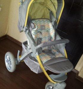 Коляска-внедорожник для крутых малышей и их мам