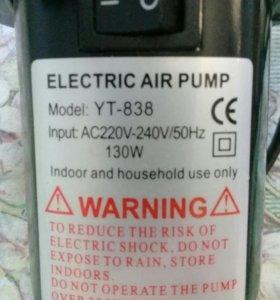 Насос электрический для надувных матрсов и т.п.
