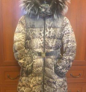 Зимнее пальто Borelli( Борелли) для девочки.