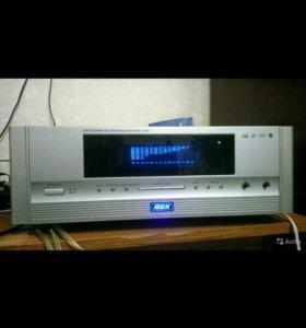 AV ресивер BBK AV100. 5.1 с DVD плеером BBK