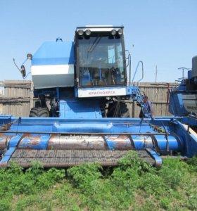 Комбайн зерноуборочный самоходный «Енисей-1200-НМШ-28УЭ»