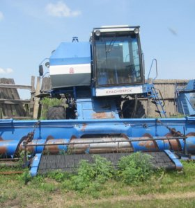 Зерноуборочный комбайн «Енисей-1200 1НМ-165У»