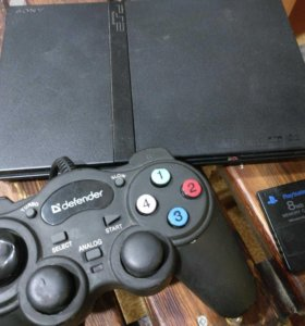 Sony PlayStation 2 slim фри Бут