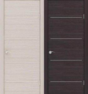 Дверь новая