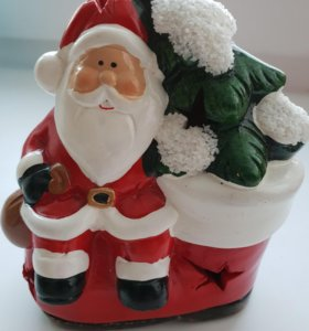 Новогодний сувенир (керамика)