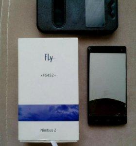 Телефон fly FS452 (на запчасти)