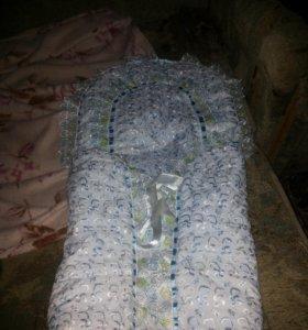 конверт на выписку и одеяло