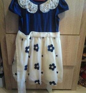 Платье на рост 120