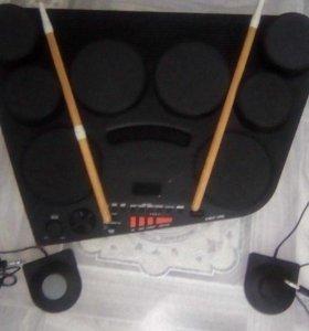 Электронная ударная установка Yamaha DD-75