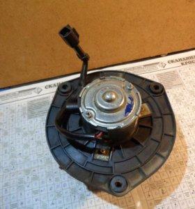 Мотор печки отопителя