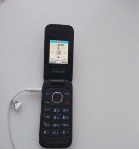 Раскладушка Alcatel 1035D