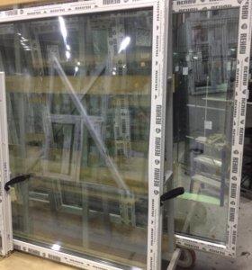 Пластиковые окна ПВХ алюминиевые раздвижки.