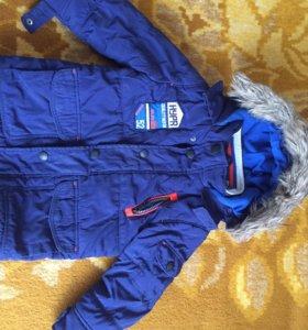 Куртка на мальчика (2-3 года)
