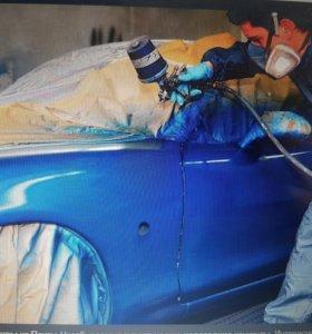 Требуется маляр по покраске авто