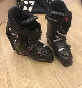 Горнолыжные ботинки Fisher cruzar X8,5