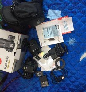 Фотоаппарат Canon100D