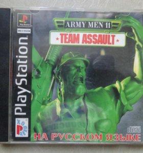 ARMY MEN 11 team assault