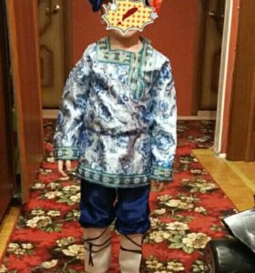 Новогодний костюм на 4 года