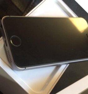 iPhone 5 se 32 gb на гарантии