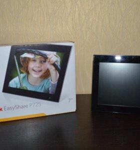 "Фоторамка цифровая Kodak 7"" EasyShare P725"