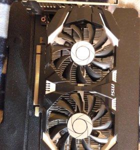 MSI GeForce GTX 1050 OC