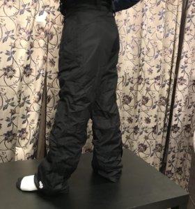 Новые детские утеплённые штаны Crivit 134-140